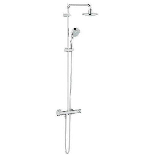 Tempesta Cosmopolitan 160 termosztátos zuhanyrendszer